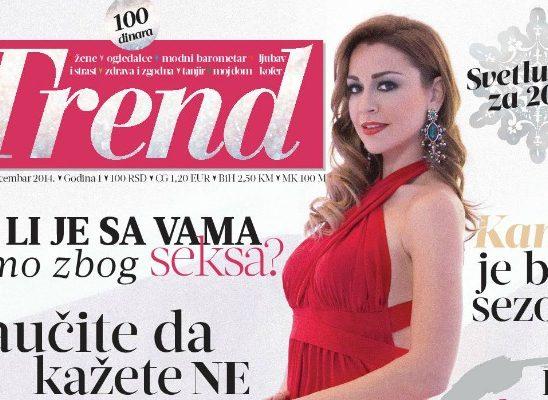 """Novi broj magazina """"Trend"""""""