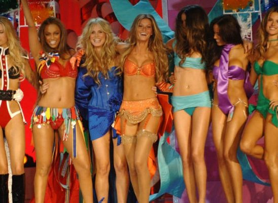 Revija brenda Victoria's Secret: Nekad i sad