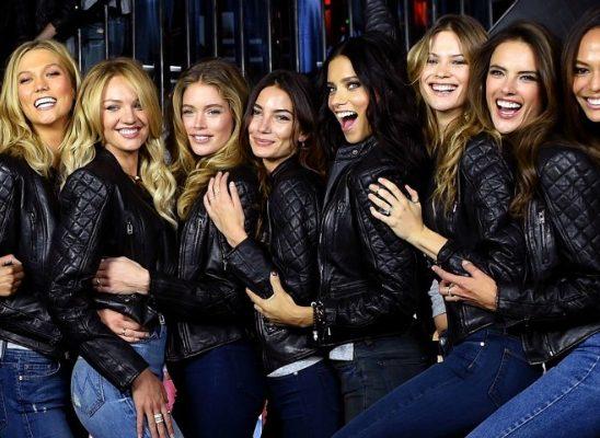 Praznična kampanja brenda Victoria's Secret