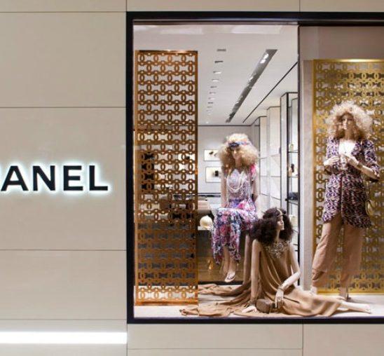 Novi butik modne kuće Chanel