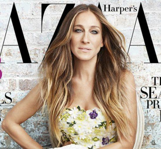 "Sara Džesika Parker za ""Harper's Bazaar Arabia"""
