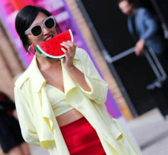 Otkačena moda: Kako nositi aksesoare u obliku voća