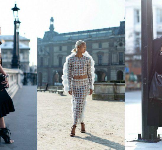 Modne blogerke: 10 omiljenih modnih kombinacija Vanese Hong