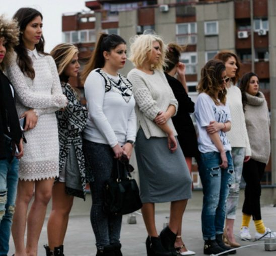 Wannabe Blogger Reality Show: Odevne kombinacije devojaka (7.epizoda)