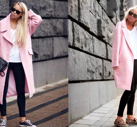 Top 10: Pastelni kaputi modnih blogerki