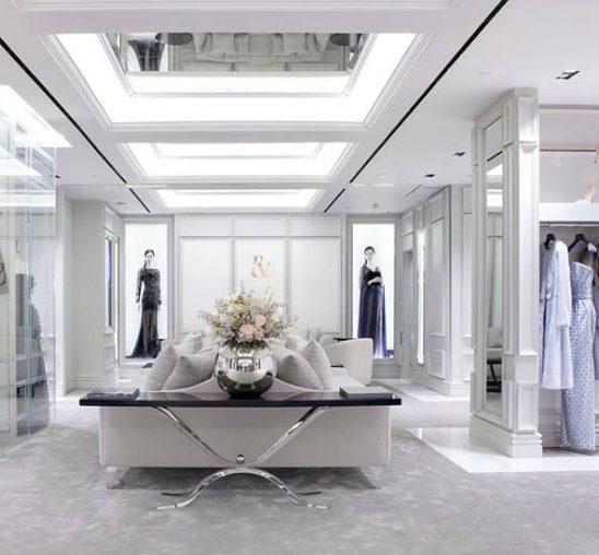 Prvi couture butik modne kuće Ralph & Russo