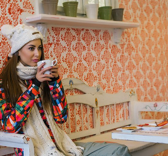 Fashion Park Outlet Centar modni predlog: Udobno i toplo na planinu