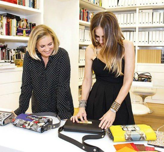 Nova saradnja: Sara Džesika Parker i Rijana za modnu kuću Fendi