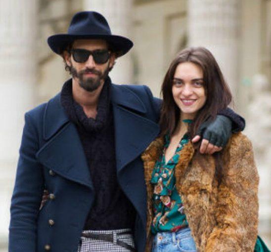 Street style na Paris Haute Couture nedelji mode