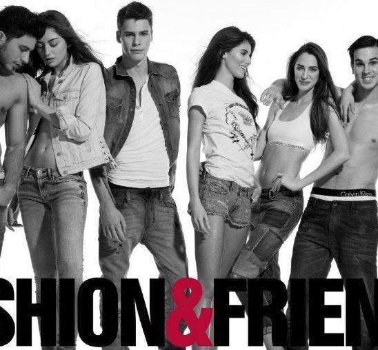 FASHION&FRIENDS kampanja za proleće/leto 2015.