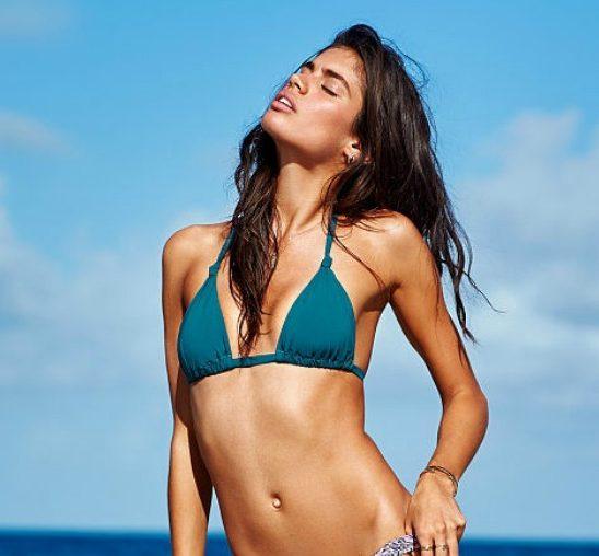 Seksepilna Sara Sampaio za Victoria's Secret Swim