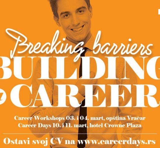 Career Days – sajam edukacija, praksi i poslova po 21. put