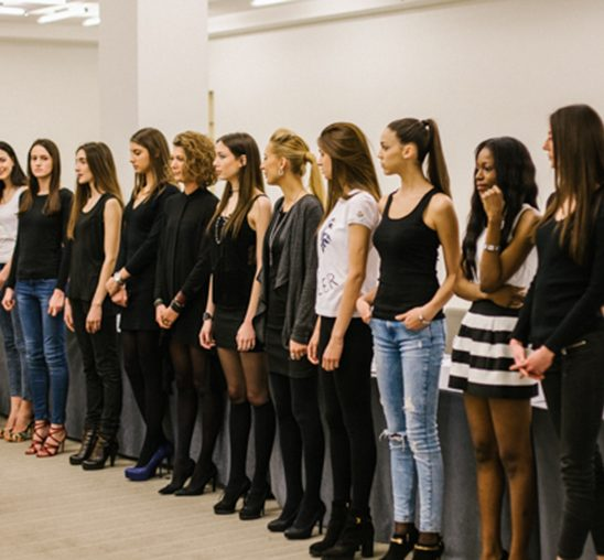 Belgrade Fashion Week: Bili smo na kastingu