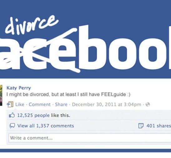 Razvod preko Facebook-a