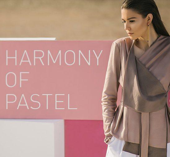 Wannabe editorijal: Harmony of Pastel