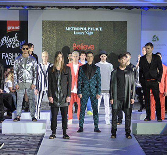 37. Black 'n' Easy Fashion Week: Svečano otvaranje