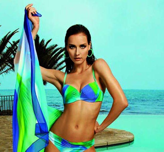 LISCA kupaći kostimi za 2015: Letnje bogatstvo boja i elegancija