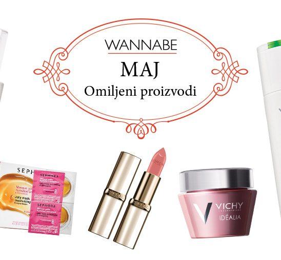 Top 5: Omiljeni proizvodi za maj