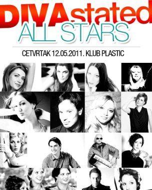 DIVAstated All Stars! / Season closing @ Plastic / 12.05.