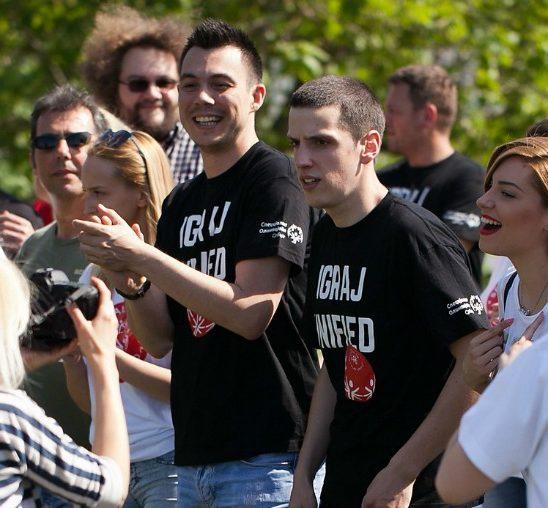"""Pokrenuta kampanja """"Zajedno do pobede"""" sa timom Specijalne Olimpijade Srbije!"""