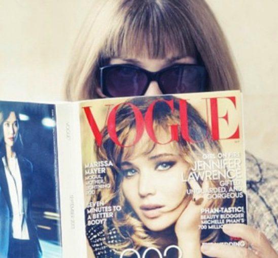 """Šta ti je potrebno da bi radila u """"Vogue""""-u?"""