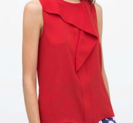 Vodič kroz poslovni stil: Letnje bluze