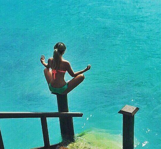 Neverovatna mesta na kojima ljudi rade jogu