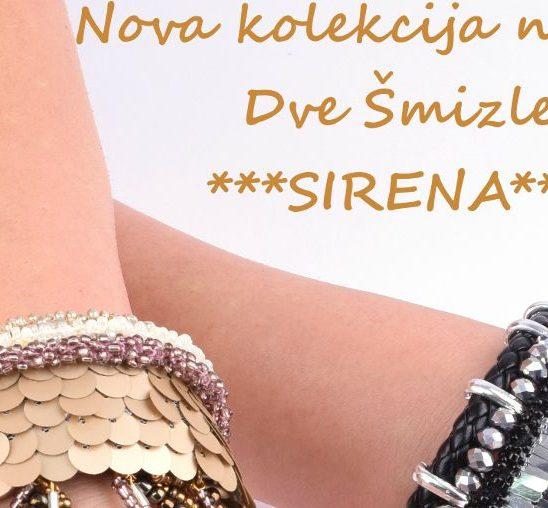"""Pravi izbor za leto: Nova kolekcija nakita pod nazivom """"Sirena"""""""