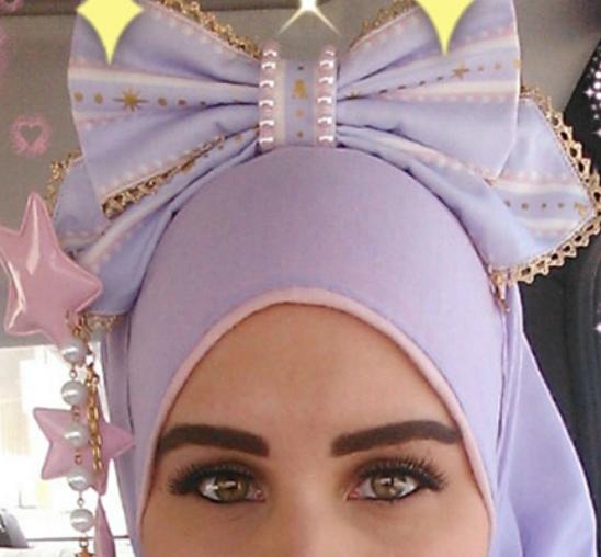 Novi modni trend: Japanska Lolita na muslimanski način