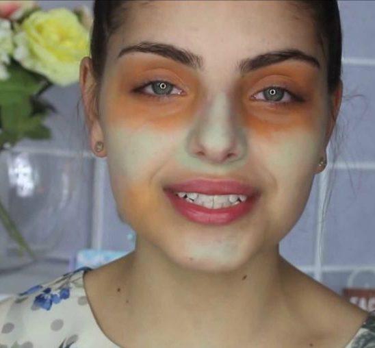 Tutorijal: Odlični razlozi da koristiš narandžasti i zeleni korektor