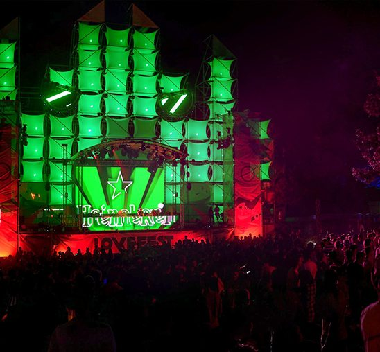 Festival ljubavi i Heineken priredili nezaboravan provod za više od 70.000 posetilaca