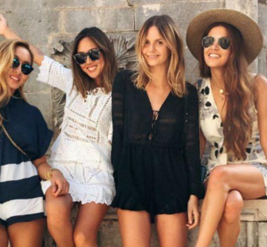 Najpoznatije modne blogerke stigle u Dubrovnik