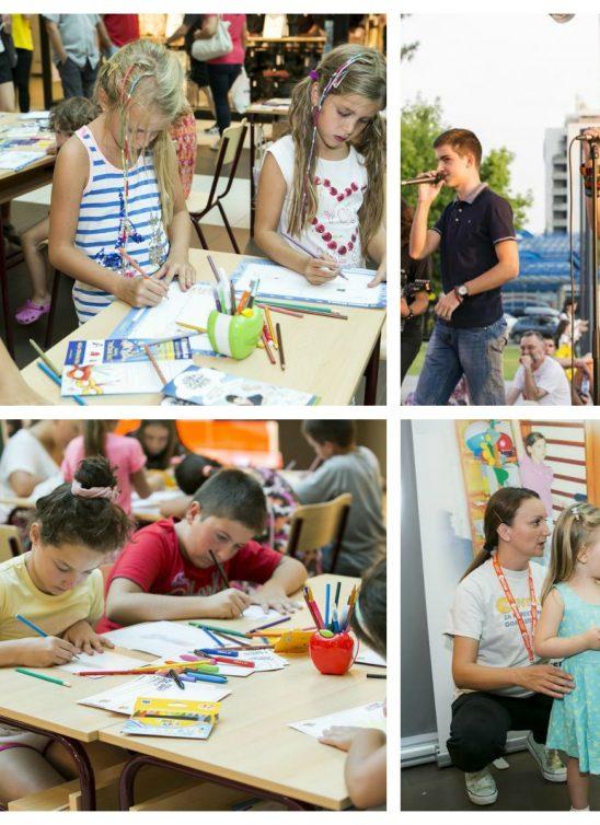 "Festival za decu i tinejdžere ""Počinje škola!"""