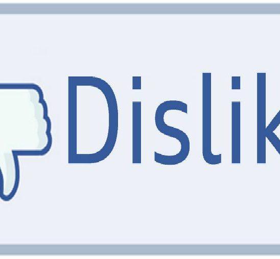 "Facebook uvodi dugme za ""Dislike"""