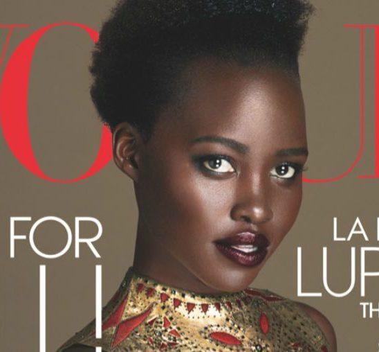 """Predivna Lupita Niongo na naslovnici američkog """"Vogue""""-a"""