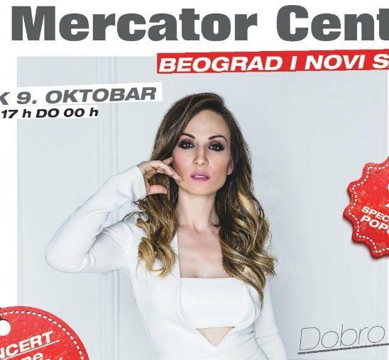 Grazia Shopping Night u Mercator centrima u Beogradu i Novom Sadu