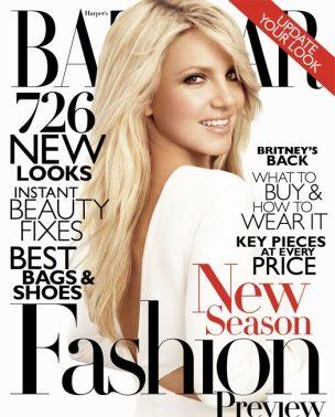 "Britni Spirs za ""Harper's Bazaar US"" jun 2011."