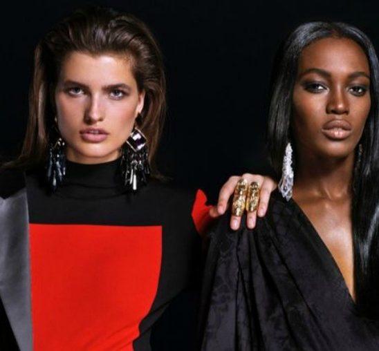 Objavljen lookbook zajedničke kolekcije brendova Balmain i H&M