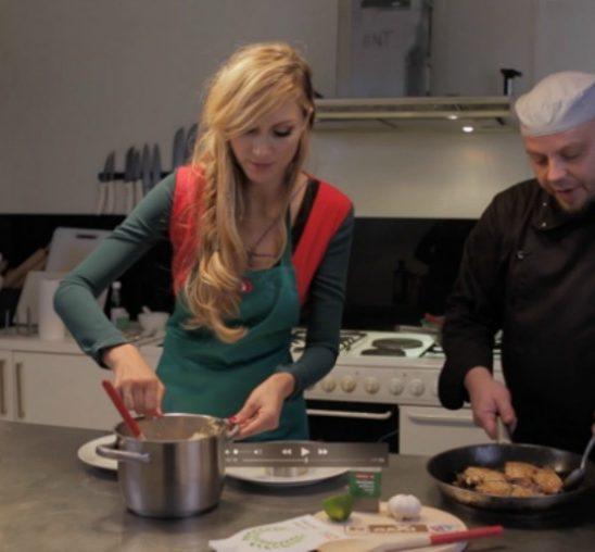 Modna varjača: Omiljeni recepti Blejk Lajvli