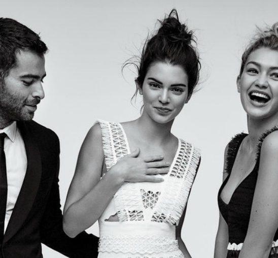 "Kendal Džener i Džidži Hadid u editorijalu američkog ""Vogue""-a"