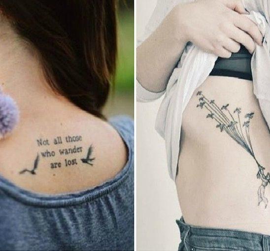 Interesantne tetovaže inspirisane poznatim knjigama