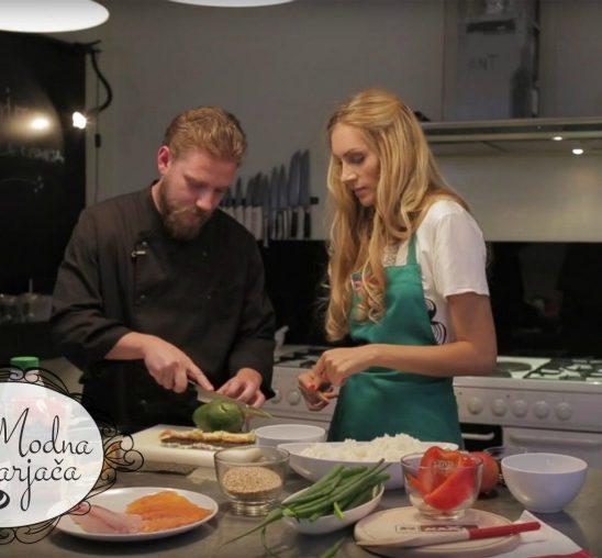 Modna varjača: Omiljeni recepti Sare Džesike Parker