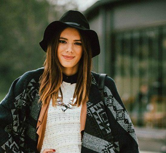 Delta City modni predlog: Stilizovana gradska dama