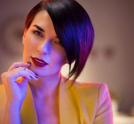 dm look by Brana: Jesenji make-up izgled
