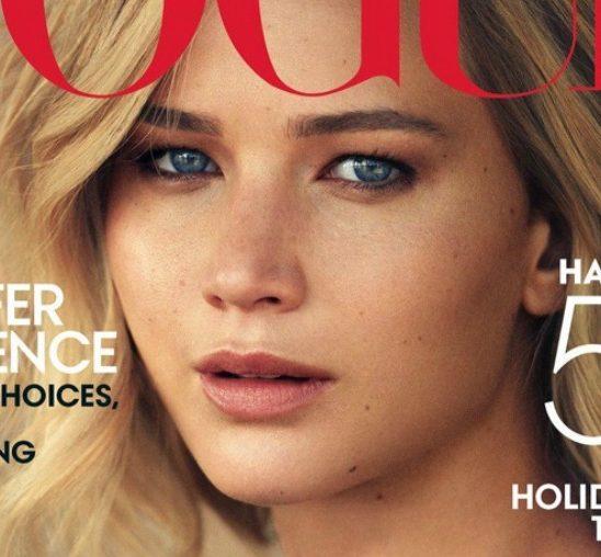 """Dženifer Lorens u najnovijem izdanju američkog """"Vogue""""-a"""