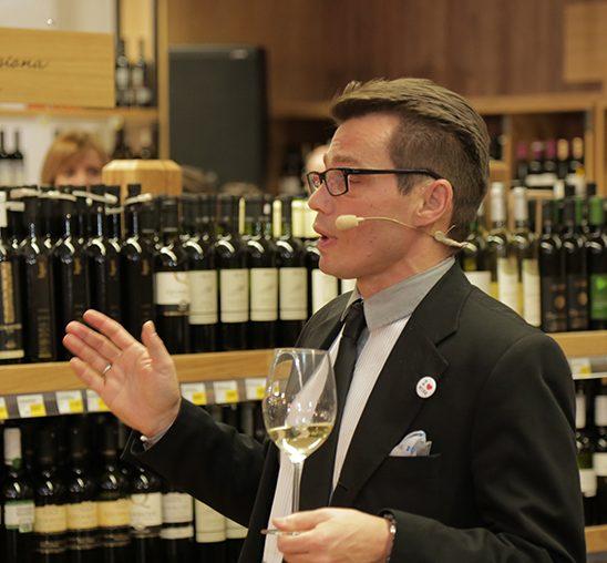 Riznica dobrih ukusa u Mercator vinoteci
