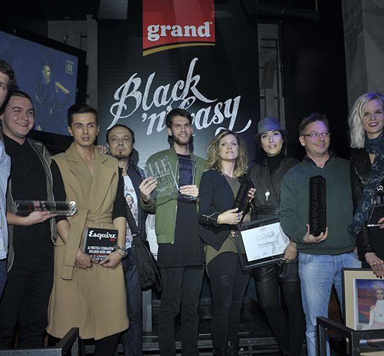 Svečana dodela nagrada zatvorila 38. Black 'n' Easy Fashion Week