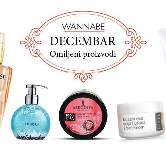 Omiljeni proizvodi za decembar