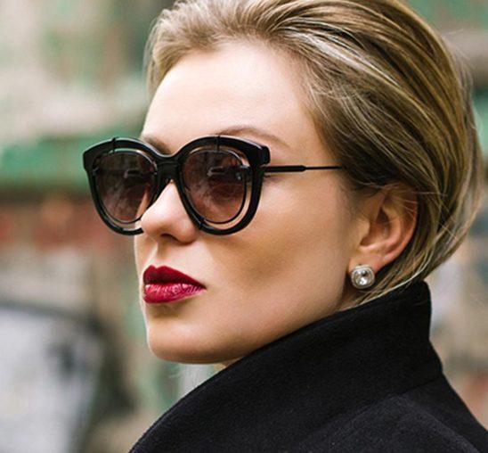 Novogodišnji stil: Crna boja kao esencija elegancije