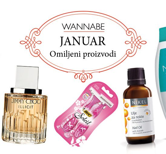 Lepa i negovana: Proizvodi koje MORAŠ probati u januaru